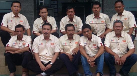 Pino Module Perkasa's Marketing Team